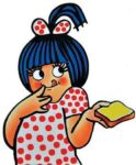 Animation Career In Advertising - Amul Girl