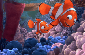 Top Hollywood Animation Films - Finding Nemo