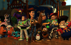 Top Hollywood Animation Films - Toy Story